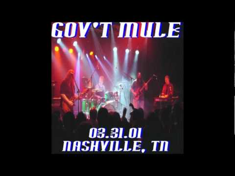 Gov't Mule - Blues is Alright