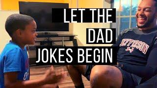 Knock knock jokes | Dad Jokes | Corny But Funny 😂