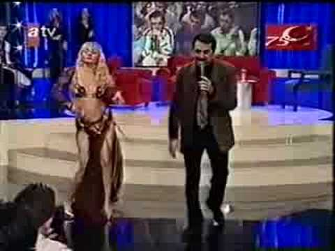 Turkish Belly dancer, Ozlem