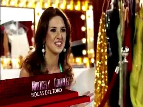 Cápsulas Miss Panamá 2012 (Maricelly, Karen, Nathalia)