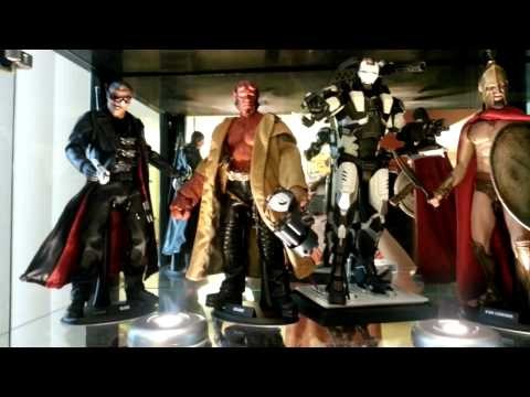 Ujiffy's Hot Toys Collection 8-30-13.mp4