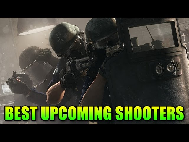 Upcoming Competitive Shooters You Need To Play