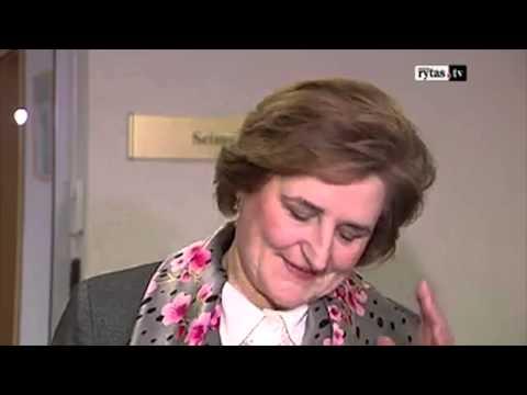 Graužinienė neištaria žodžio Konstitucija + Remix by Tadas Vidmantas