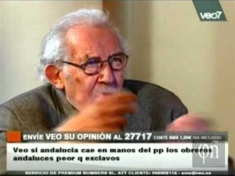Entrevista a Gustavo Bueno sobre el Fundamentalismo Democrático