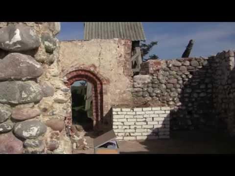 Mårup kirke - mini dokumentar