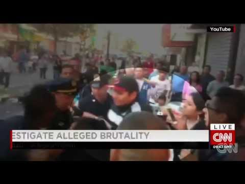 NYPD Investigates New Alleged Brutality