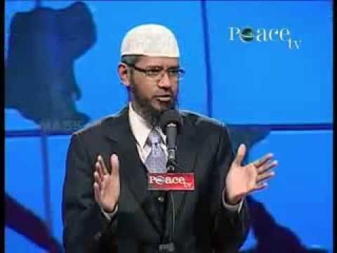Dr Zakir Naik Tamil Bayan Bayan video