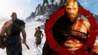 God of War 4 Gameplay NEW! THE PERFECT GAME? (God of War 2018 Gameplay PS4)