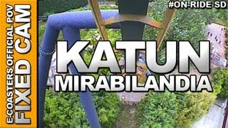Katun - Mirabilandia | On-Ride (ECAM)