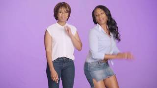 Don't Talk | GIRLS TRIP stars Regina Hall and Tiffany Haddish