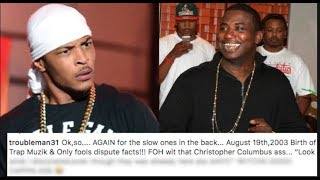 """Gucci Mane Still Claims He Created Trap Music, T.I. HOPS ON IG & GOES OFF! """"YOU CAPPIN FOOL"""""""