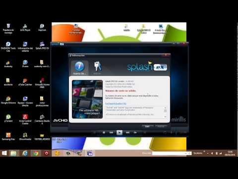 Tener SPLASH PRO EX  gratis full (mejor reproductor mkv,1080p)