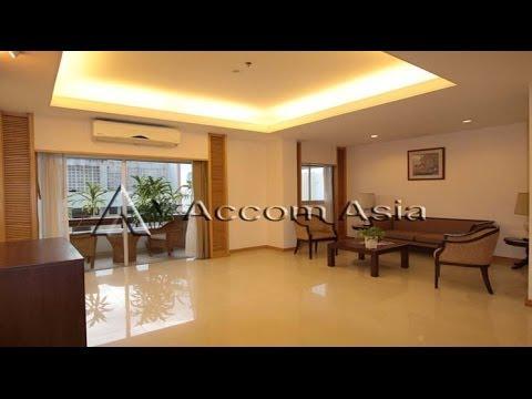 2 bedroom APARTMENT FOR RENT IN BANGKOK – SATHORN / LUMPHINI MRT.