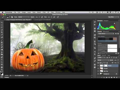 Check out 3 New Filters in Adobe Photoshop CC