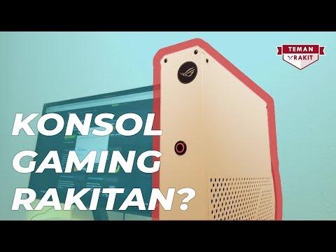 Konsol Gaming Bisa Dirakit? | Ft. Intel i7 8700k + Dr Zaber Sentry