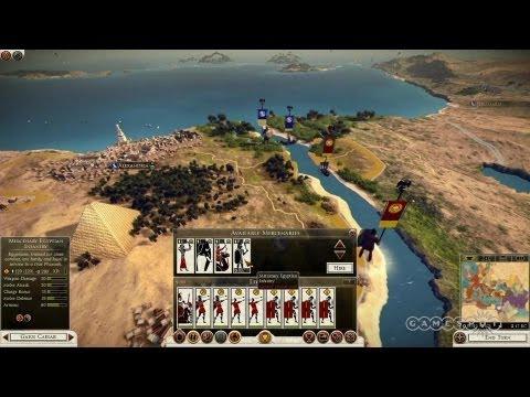Total War: Rome II - E3 2013 Stage Demo
