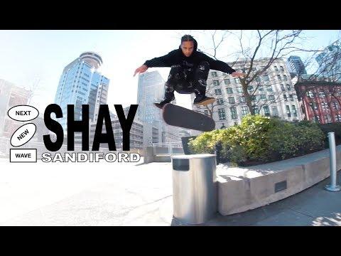 Shay Sandiford | Next New Wave