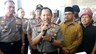 Jendral Pol Tito Karnavian Baru Kunjungi Bangka Belitung karena Kondusif