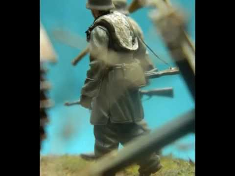 1/35 Endfight 1945 Diorama Building Review