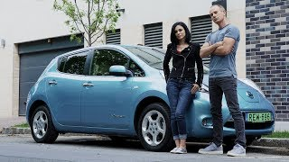 Megéri egy 8 éves Nissan Leaf?