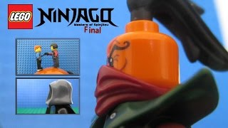 Lego Ninjago Dawn of Dijnjago Epsiode 58: Final