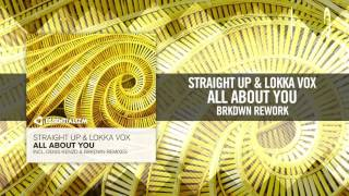 Straight Up & Lokka Vox - All About You (BRKDWN Remix) Essentializm