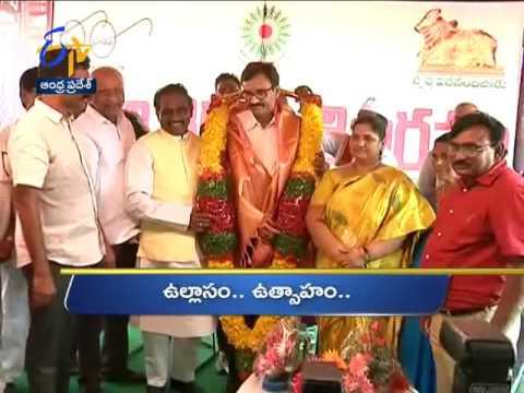 Andhra Pradesh 22nd May 2016 Ghantaravam 5 PM News Headlines