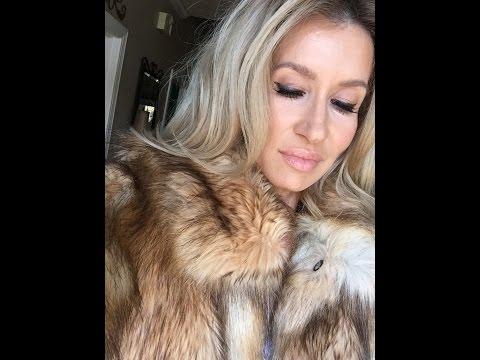 Latest Look with Laura Mercier Silk Creme ~ Pt I