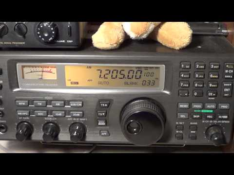 Radio Republic of Sudan 7205 Khz Shortwave 0340 UT
