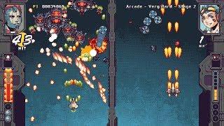Rival Megagun - Arcade Mode - Very Hard 1cc (The Host)