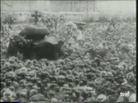 Carlos Gardel funeral