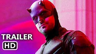 THE DEFENDERS Final Trailer (2017) Marvel, Netflix TV Show HD