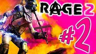 RAGE 2 - Parte 2: Celebridade e Carnificina!!! [ PC - Playthrough ]