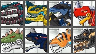 Dino Robot Corps - Full Game Play - 1080 HD