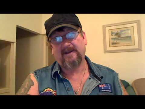 Heygidday.com Heygidday.Biz Biker Embroidered Patches Promo VIdeo