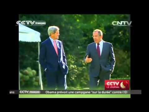 Kerry et Lavrov toujours en désaccord sur l'Ukraine