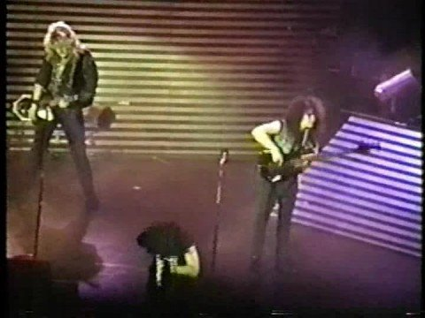 RATT -The Morning After (live - Osaka 1991)