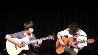(Shun Komatsubara) First Shoes - Shun Komatsubara & Sungha Jung