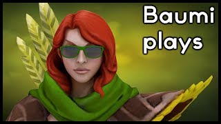 Dota 2 | ANOTHER RIDICULOUS GAME!! | Baumi plays Windrunner