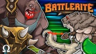 ROOK'S BELLY BUMP SURPRISE!   Battlerite #3 Epic Battle Arena Multiplayer Ft. Sattelizer