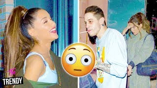 Ariana Grande Reacts To Pete Davidson Dating Kate Beckinsale