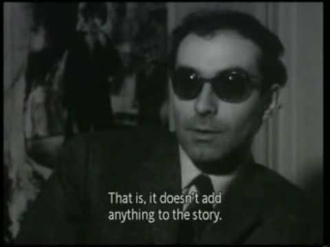 Jean-Luc Godard interview