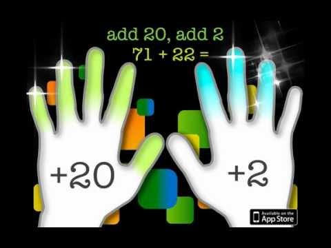 chisanbop korean finger math task