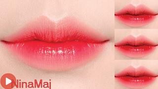 หัดแต่งหน้า - How To Gradient Lips