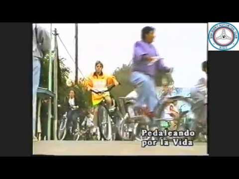Bicicleteada 2000 pedaleando por la vida, Intro, municipalidad a taxis