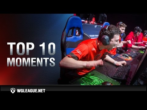 The Grand Finals 2015 TOP 10