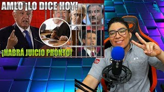 FELIPE CALDERÓN EXPONE SU MIEDO ANTE EL JUICIO DE AMLO