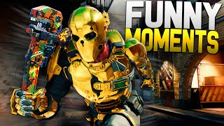 Black Ops 3 Funny Moments - Killstreaks, Spongebob Voices, Finding Mom