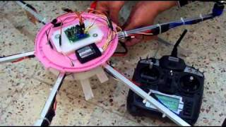 KKmulticopter Throttle Range Ayarı setup