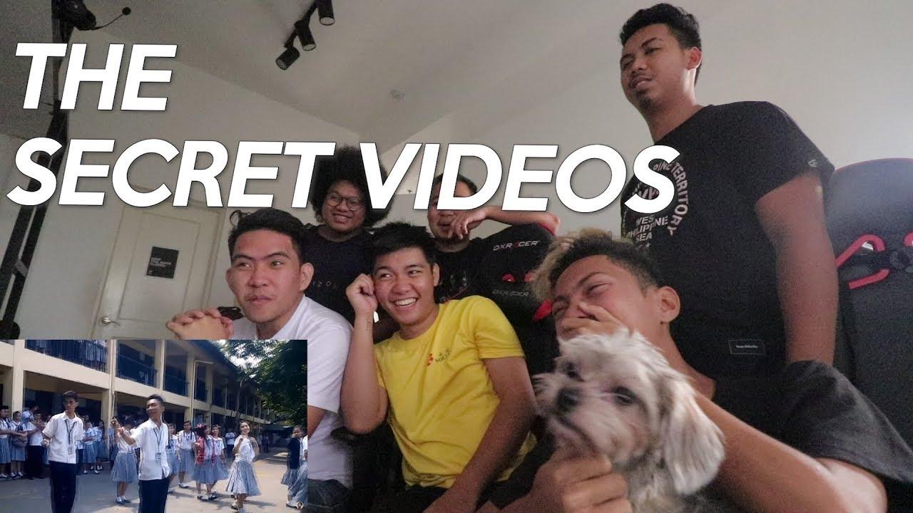 THE SECRET VIDEOS